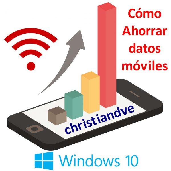 Windows 10: cómo ahorrar datos móviles con 7 opciones que quizá no conozcas