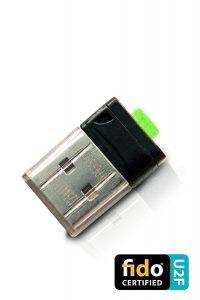 HYPERSECU HyperFIDO Mini (U2F Security Key)