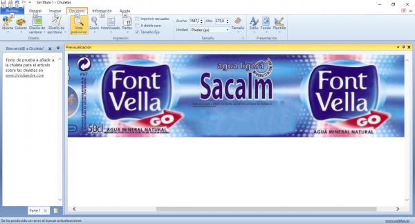Chuletas para Windows - Chuletas y Cibr - Plantilla Font Vella