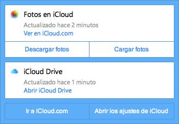 Descargar fotos (y vídeos) con iCloud
