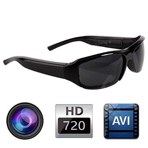 Gafas espía con cámara que pueden grabar