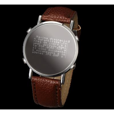 Smartwatch RX0 Vintage para copiar en exámenes