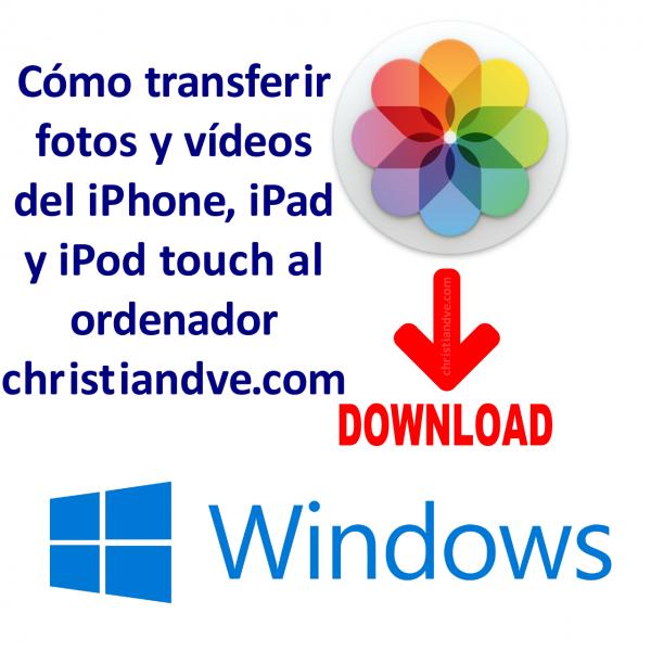 iPhone/iPad: cómo pasar fotos y vídeos al ordenador de 3 maneras que funcionan