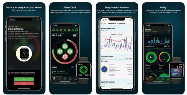 Autosleep para Apple Watch