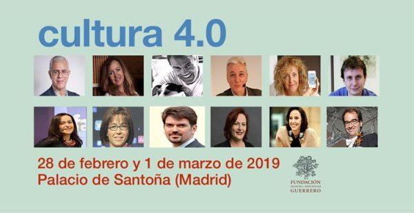 Cultura 4.0: el evento en Madrid
