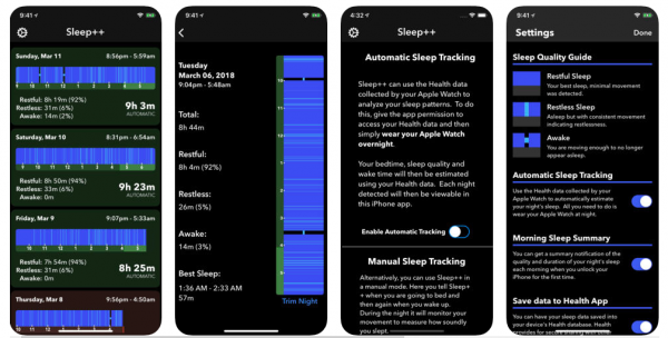 App Sleep++