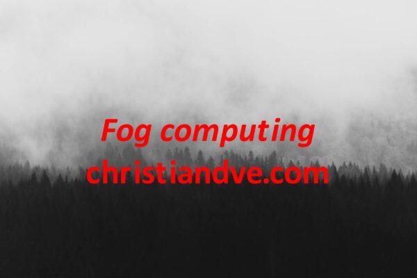 Qué es el fog computing - Imagen de Z-S en Pixabay