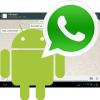 Instalar WhatsApp en cualquier tablet Android en 7 pasos y razones para hacerlo